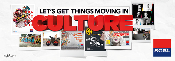 Let's Get Things Moving in Culture